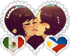 MexPiri OTP Stamp by World-Wide-Shipping