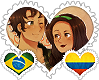BrazColo OTP Stamp by World-Wide-Shipping