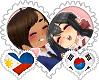 PiriKor OTP Stamp by World-Wide-Shipping