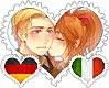 Ger(fem)Ita OTP Stamp by World-Wide-Shipping