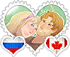 (Fem)RusCan OTP Stamp by World-Wide-Shipping