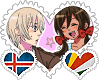 IceSey OTP Stamp by World-Wide-Shipping
