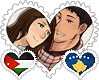 JorKo OTP Stamp by World-Wide-Shipping
