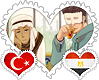 Turkgypt OTP Stamp by World-Wide-Shipping