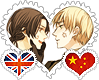 EngChi OTP Stamp by World-Wide-Shipping