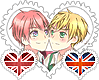 Engcest OTP Stamp by World-Wide-Shipping