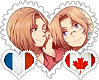 Franada OTP Stamp by World-Wide-Shipping