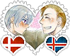 DenIce OTP Stamp by World-Wide-Shipping
