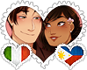 RomaPhil OTP Stamp by World-Wide-Shipping