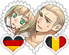 GerBel OTP Stamp by World-Wide-Shipping