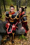 Sibling Rivalry. Avatar TLA by alberti