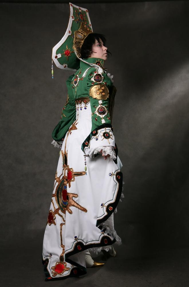 Empress. Trinity Blood Cosplay by alberti