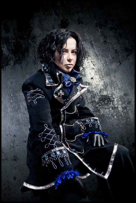 Trinity Blood: Widower by alberti