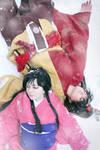 Sengoku Basara: Nene and Keiji