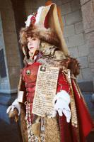 Warhammer40000 Queen Lachryma by alberti