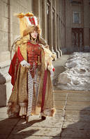 Warhammer 40000 Imperia by alberti