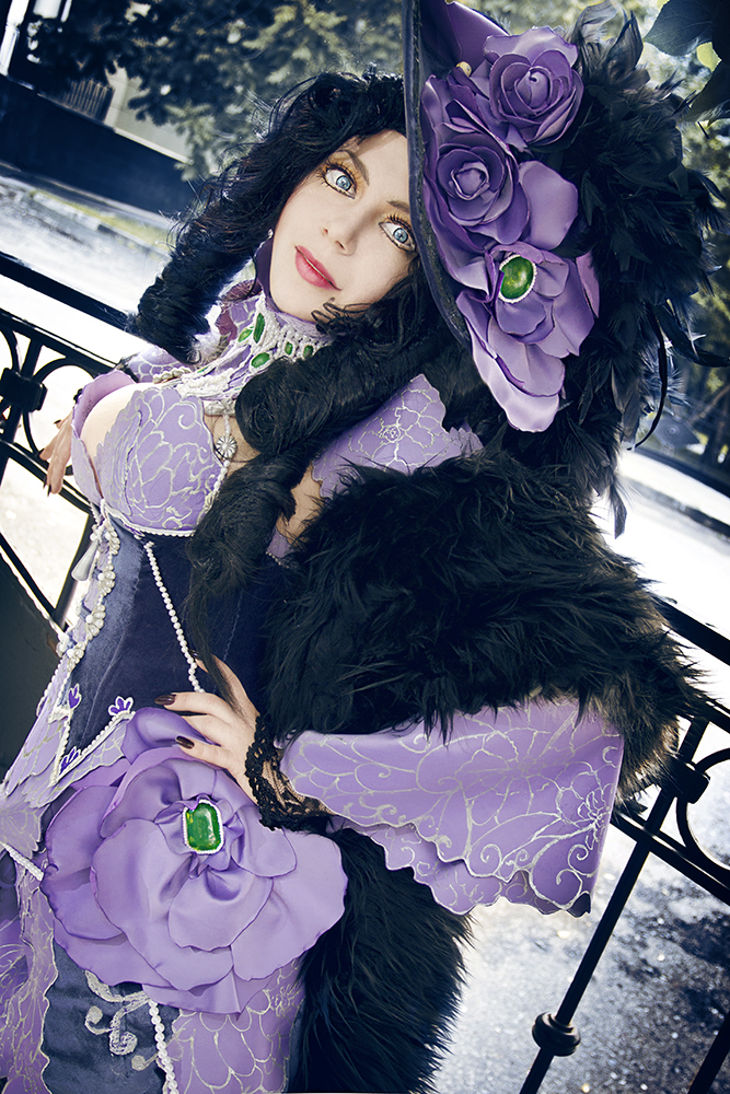 Jane Judith Jocelyn - Trinity Blood by alberti