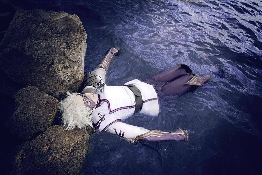 Sengoku Basara Cosplay: Dead Water by alberti