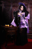 Trinity Blood Cosplay - Duchess and General by alberti
