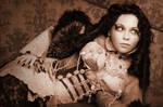 Trinity Blood Cosplay - Jane Relax