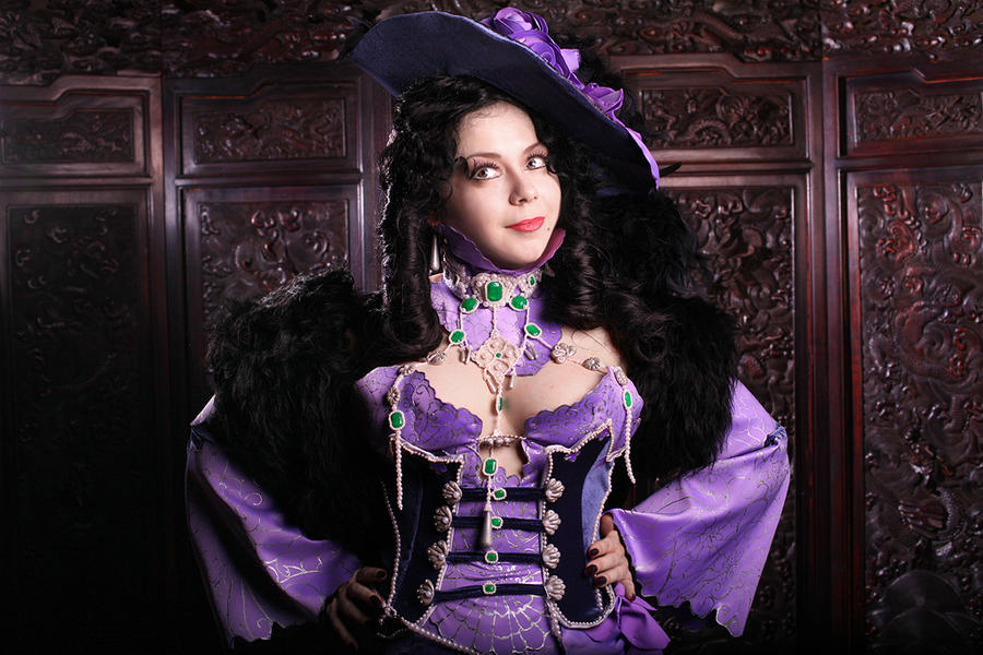 Trinity Blood Cosplay - Jane Jocelyn by alberti