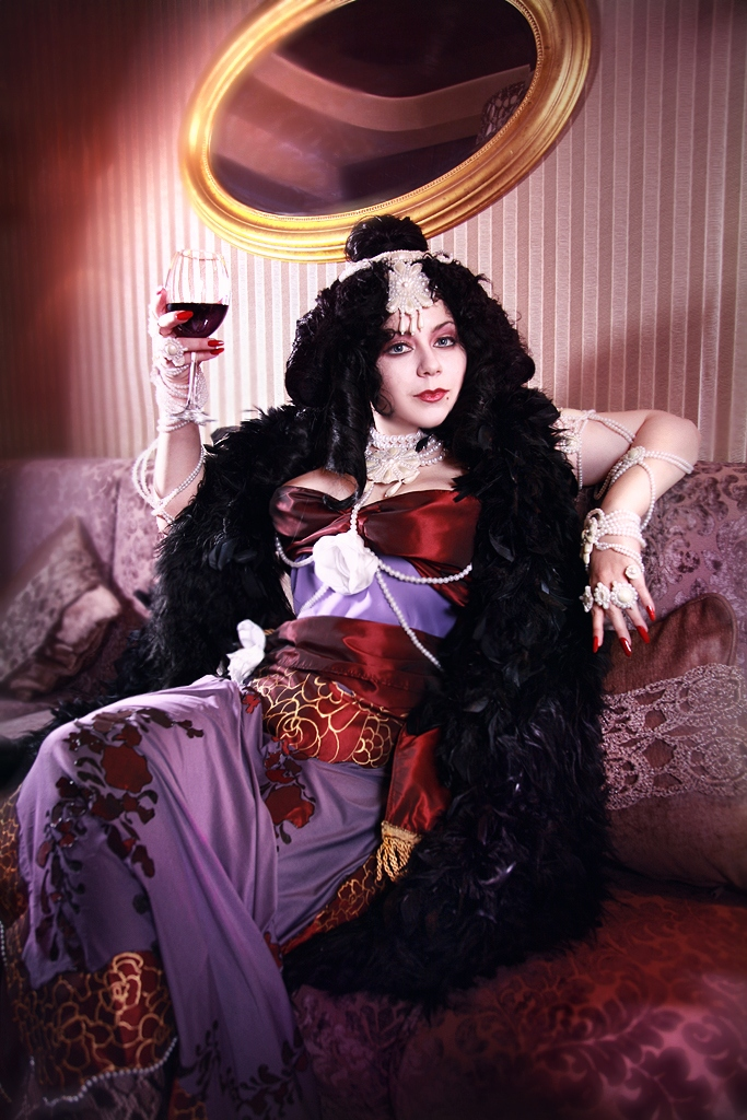 Trinity Blood: Calamity Jane Cosplay by alberti