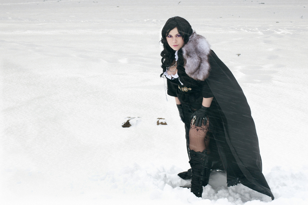 Wiedzmin- Yennefer Cosplay by alberti