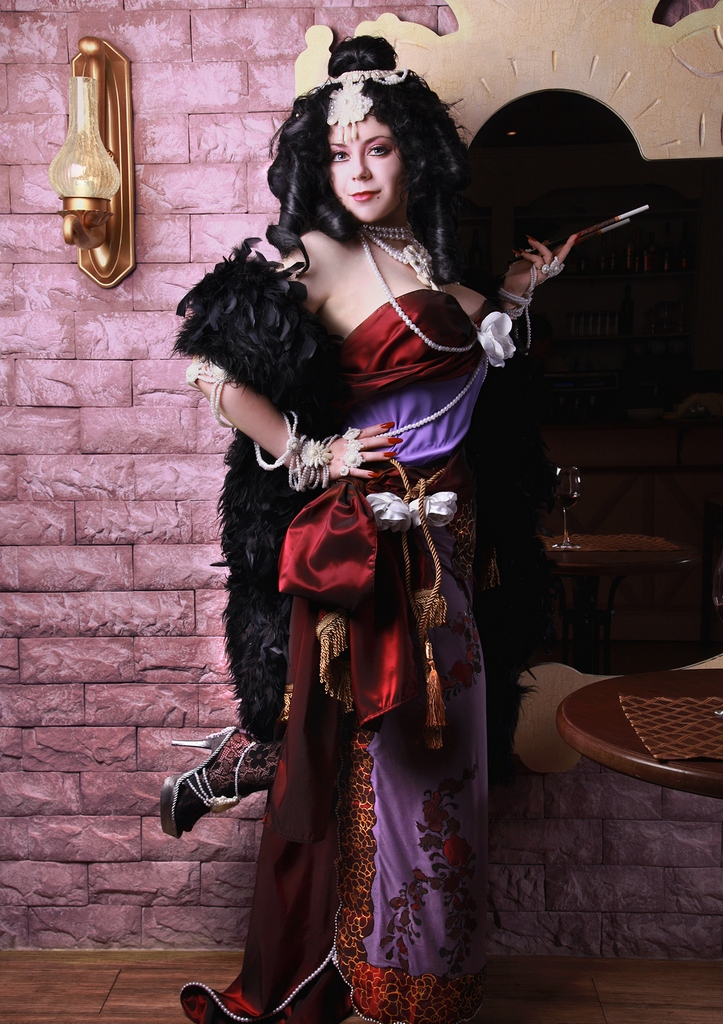 Trinity Blood manga - Jane Judith Jocelyn by alberti