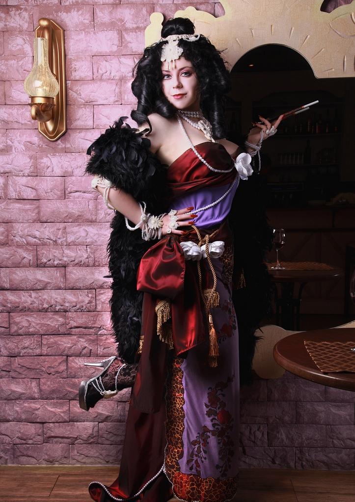 Trinity Blood manga - Jane Judith Jocelyn by alberti