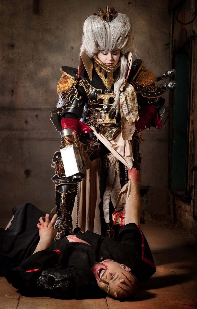 Warhammer 40 000: Die! by alberti