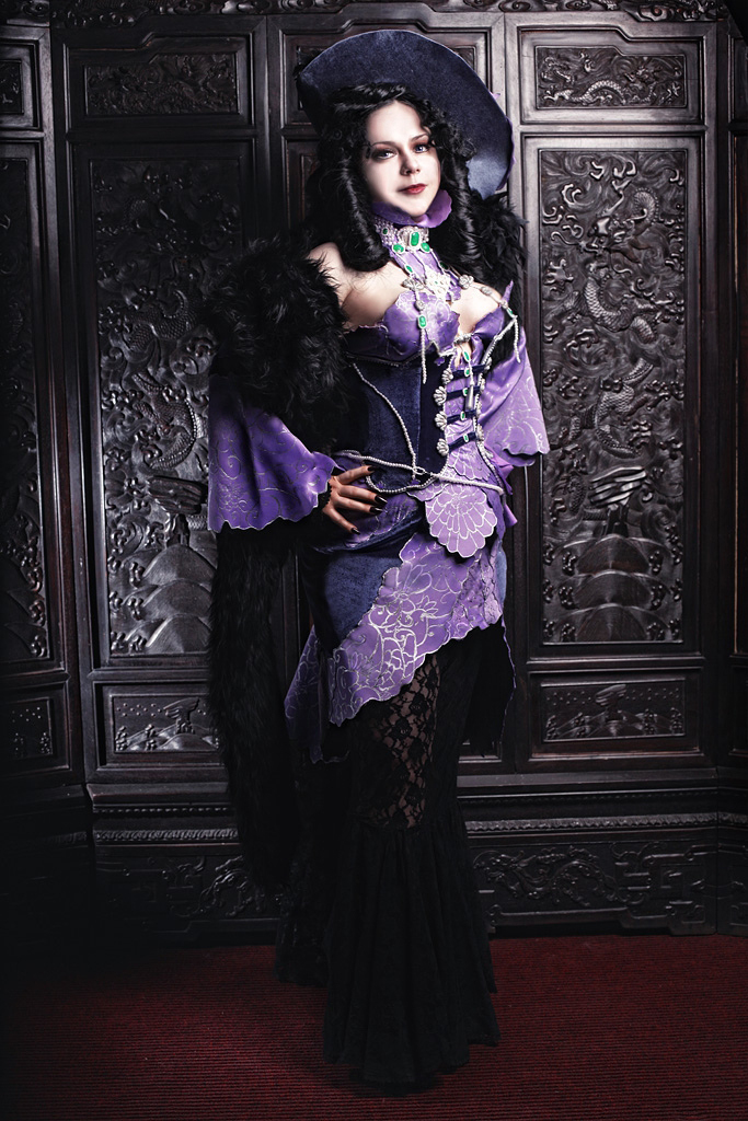 Trinity Blood Cosplay: Jane Judith Jocelyn by alberti
