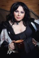 The Witcher - Wiedzmin - Yennefer  cosplay by alberti
