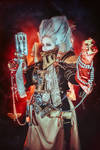 Warhammer 40 000 Cosplay - Inquisitor