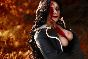Fullmetal Alchemist (FMA) cosplay - Lust