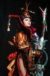 Atlantica Online -  Empress Himiko cosplay