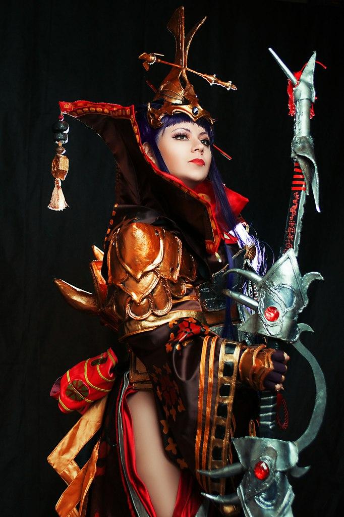 Atlantica Online -  Empress Himiko cosplay by alberti
