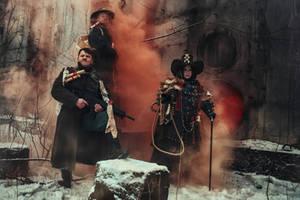 Warhammer 40,000 Inquisition Cosplay by alberti
