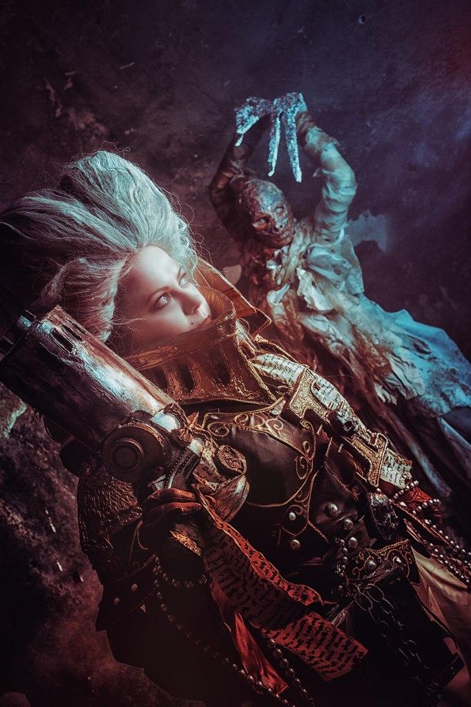 Warhammer 40,000 Cosplay - Danger by alberti