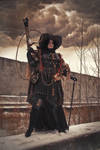 Warhammer 40,000 Cosplay - Inquisitor