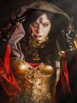 Warhammer 40,000 Cosplay - Inquisitor Ordo Malleus