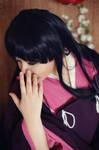 Rurouni Kenshin cosplay - Takani Megumi