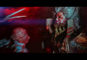 Warhammer Cosplay: Dark Millenium by alberti