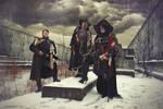 Warhammer 40 000 Cosplay - Inquisition