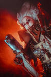 Warhammer 40,000 Cosplay - Lady Inquisitor