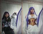 Saint Seiya: Lost Canvas manga cosplay
