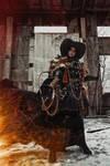 Inquisitor Ordo Hereticus - Warhammer 40k cosplay
