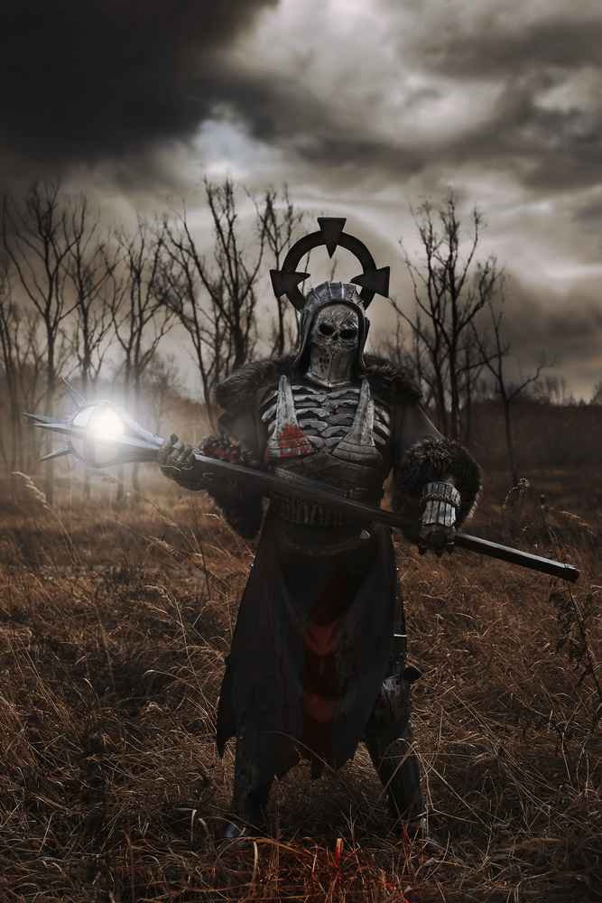 The witcher wild hunt general cosplay by alberti on - The witcher 3 caranthir ...
