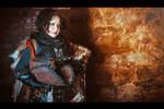 Warhammer 40k Cosplay - Ordo Hereticus Inquisitor