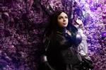Saint Seiya Lost Canvas Cosplay - Pandora