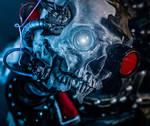 Warhammer 40,000 - Ordo Hereticus' Servoscull
